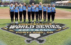 Kirkland Majors Girls Softball World Series