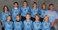 Kaneland Youth Soccer Picture Day