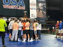 PA CADET FREESTYLE NATIONAL CHAMPIONS