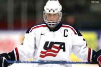 Captain of the USA Olympic Hockey Team