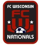 FC Wisconsin Nationals logo
