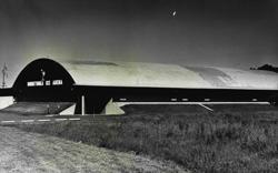 Minnetonka Arena Exterior - Circa 1972