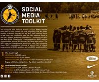 ENPL playoff social media