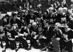 As a junior, Harrer was a member of Minnesota's 1979 national championship team. Credit: University of Minnesota Athletics.