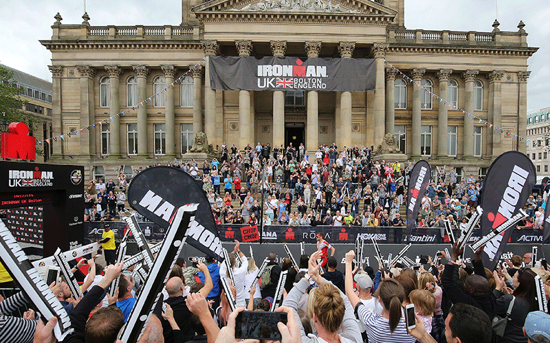 IRONMAN UK Volunteers