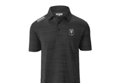 Henderson Silver Knights Polo in Gray