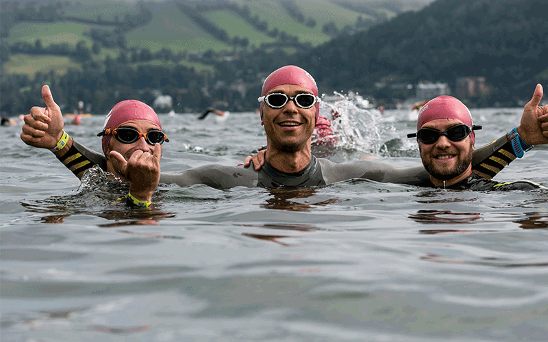 IM 70.3 Zell am See-Kaprun Volunteer