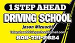 1 Step Ahead Driving School