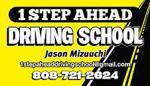 1 Step Ahead Driving School