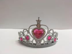 First 200 little princesses will receive a pink tiara during the Boulders Pink in the Park event.