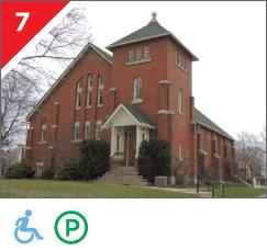 Dixie Presbyterian Church  3065 Cawthra Road 905-277-1620 - Mississauga News and Mississauga Newspaper - Mississauga Gazette - Kevin J. Johnston