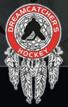 Logo for Dreamcatchers Hockey.