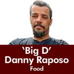 Master Chef Canada Big D from Big D's House of Munch and Brampton Restaurant. Big D is the owner / operator of Big D's House of Munch! Brampton Guardian Newspaper and Mississauga Newspaper the Mississauga Gazette. Insauga.com and Khaled Iwamura in Mississ