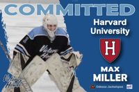 Max Miller Commits to Harvard University