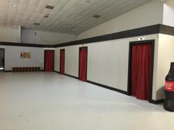 Our New Party Rooms
