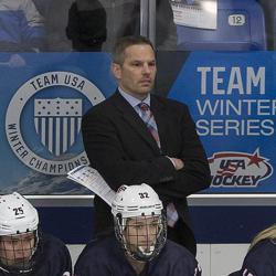 Robb Stauber Head Coach