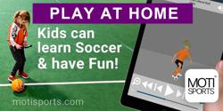 New Ulm Soccer Play at Home