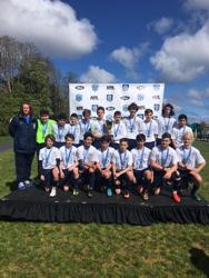 B03 Navy Bellevue State Cup Champions 2017