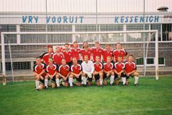 2001 Men's European Tour