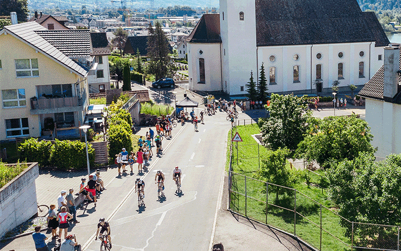 IRONMAN 70.3 Switzerland - Volunteers