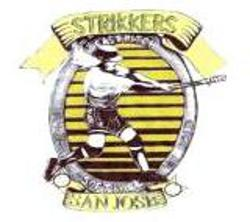 San Jose Strikkers original logo