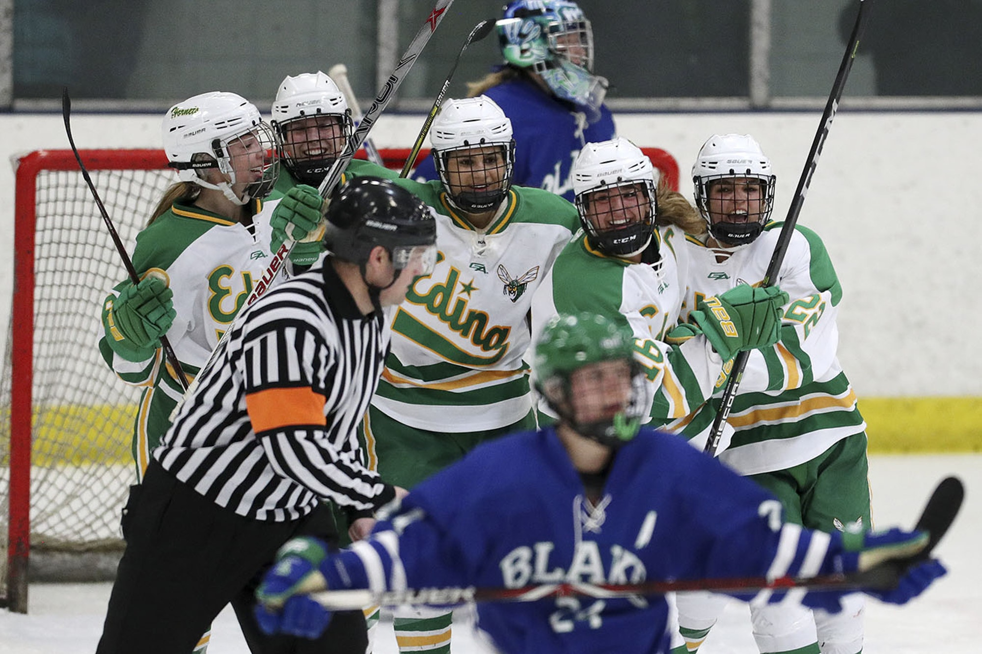 MN H.S.: Edina Tops Blake In Battle Of State's Top-ranked Girls Teams