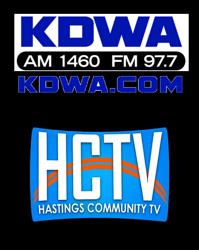 Listen live on KDWA!