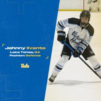 CONGRATULATIONS TO JOHN ILVENTO ON HIS RECENT COMMITMENT TO UNIVERSITY OF CALIFORNIA-LOS ANGELES