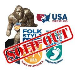 Tour of America - Bigfoot Battle