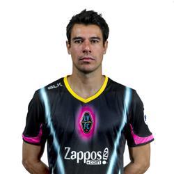 Defender Rodrigo Iñigo