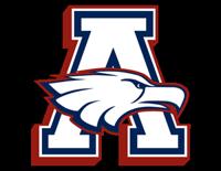 Allen Eagles Wrestling Logo