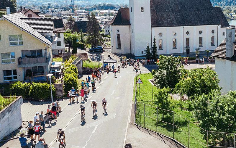 IRONMAN 70.3 Switzerland - Freiwilliger Helfer werden